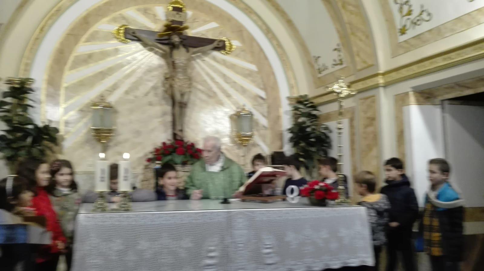 (2018-11-23) - Visita ermita  Esther-Maria Mercedes,2º,Catequesis - Vicente Rico (03)