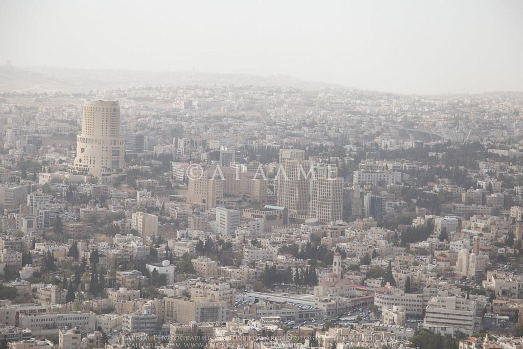 Views of Amman City