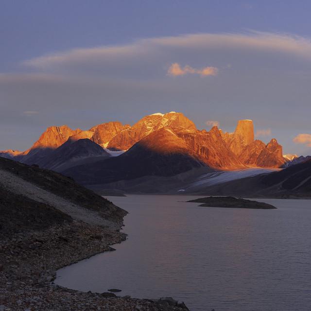 Asgard Alpenglow