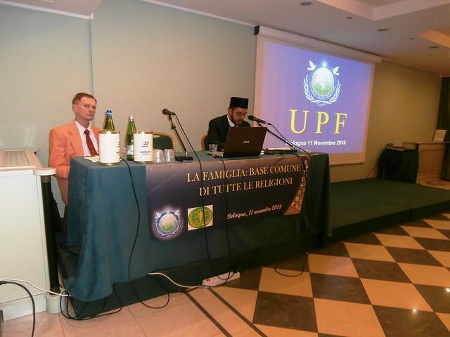 Italy-2018-11-11-UPF-Italy Sponsors Interfaith Forum on the Family