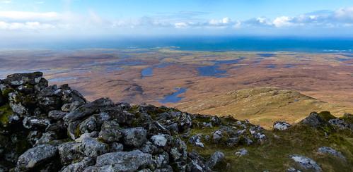Endless lochans and the ocean | by scotlandmac