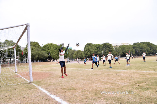 Inter House Football Competition 2018-19 2 (21) | by Atmiya Vidya Mandir