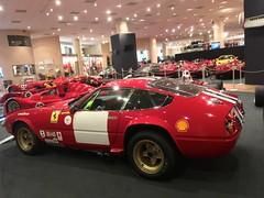 1971 Ferrari Daytona Gr4 displayed at Palais Princier De Monaco