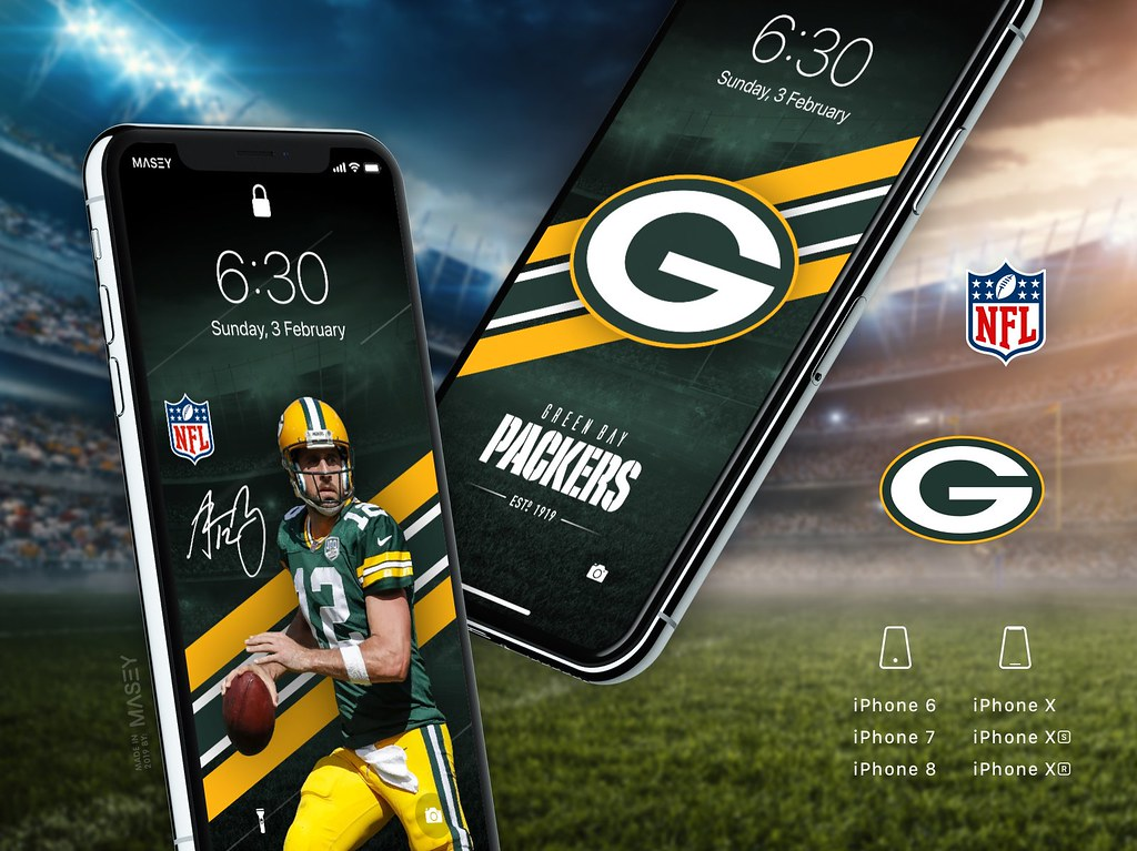 Green Bay Packers Iphone Wallpapers A Photo On Flickriver