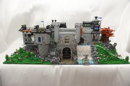 The Lost Garmadon Castle