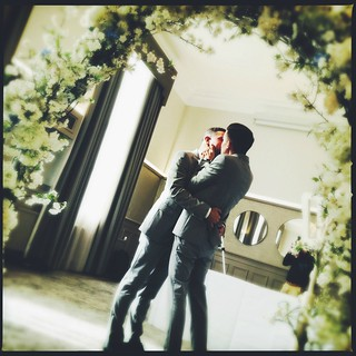 Wedding kisses | by gallop080