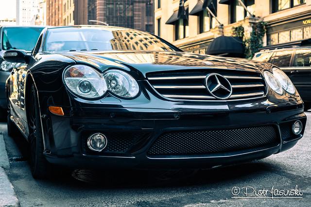 Mercedes AMG SL 65