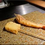 2018-11-19_T@ka.の食べ飲み歩きメモ(ブログ版)_落ち着いた空間で楽しめる串と日本料理の数々を【恵比寿】こがね_04
