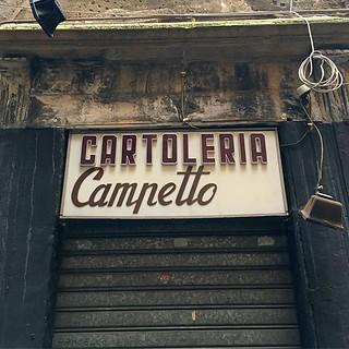 #Genova #cartoleria #retro | by jonworth-eu