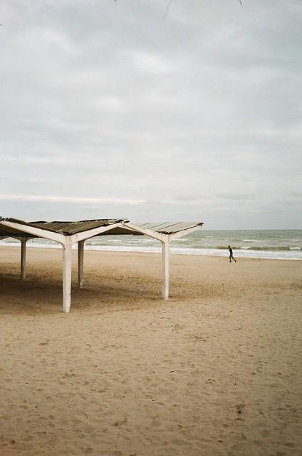 luzanivka beach. offside2018. odesa.