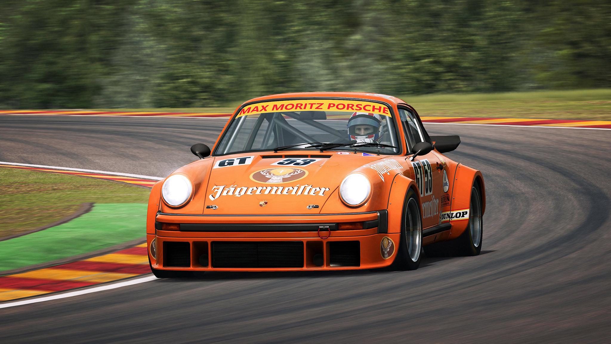RaceRoom PORSCHE 934 Turbo RSR 1