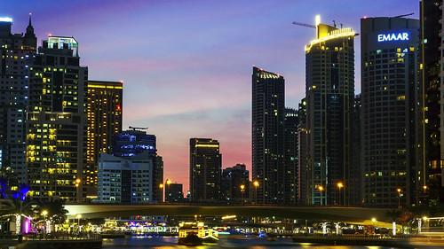 Dubai - Dubai Marina   by mccrya