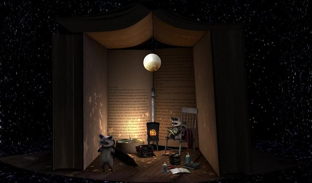 Video featuring Keke's Star projector - produced by Dora Lane