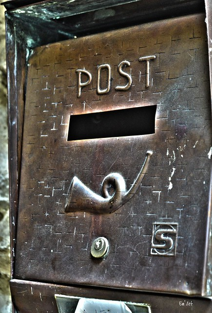 Lettres d'un autre siècle - Letters from another century