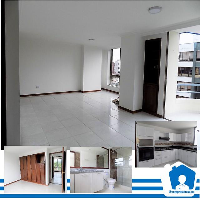 Apto 120 m2, Circunvalar, Pereira - 612179-27-I-2019