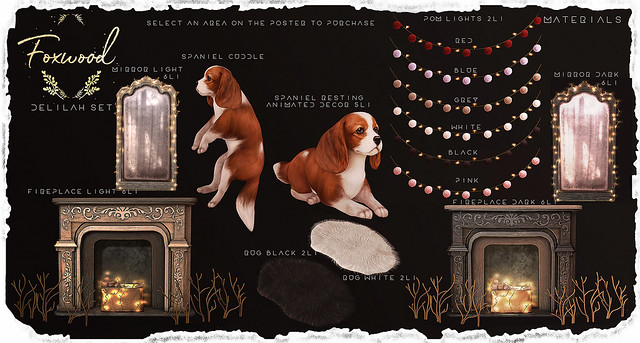 Foxwood - Delilah Set @ Tannenbaum