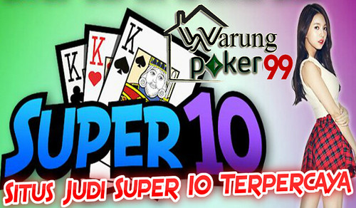Situs Judi Super 10 Terpercaya | Warungpoker99