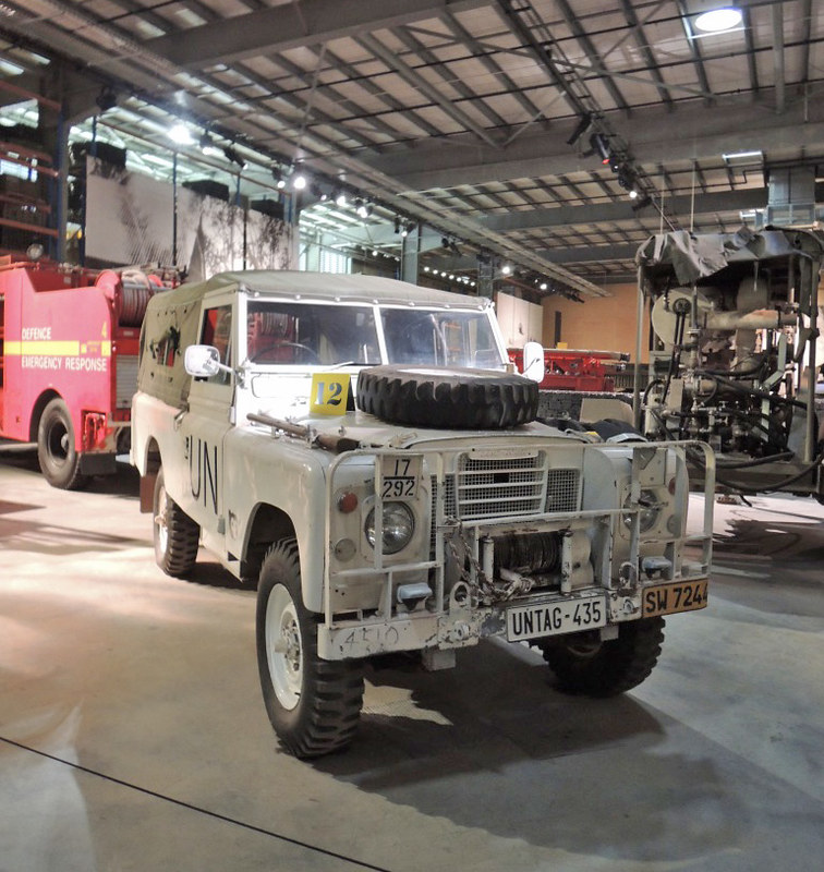 Land Rover Series 3 Holsworthy 13-11-2018