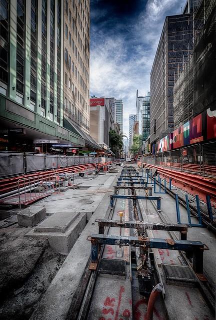 Light Rail Thru The City