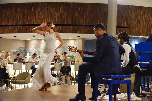 Flamenco at Hard Rock Hotel, Tenerife | by BuzzTrips