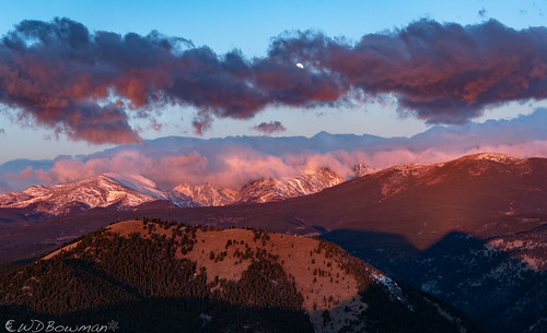 sunrise indianpeaks continentaldivide niwotridge fullmoon sugarloafmountain colorado