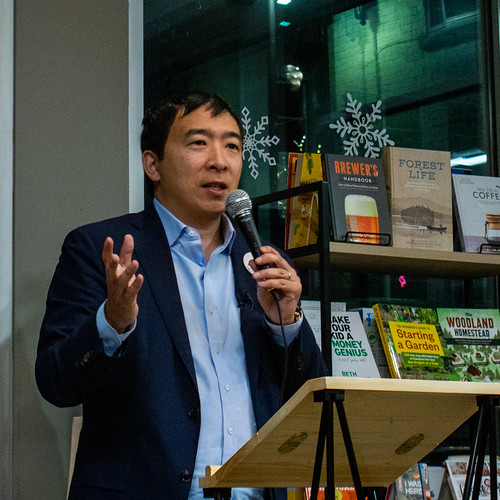 Andrew Yang | by marcn