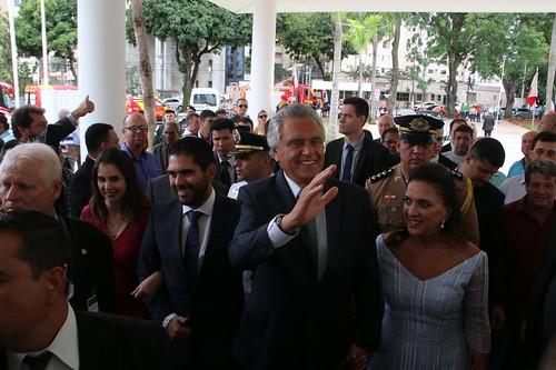 Posse ao Governo de Goiás 2019-2022