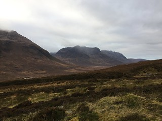 Beinn Deargs from the climb up onto the moorland | by malky_c