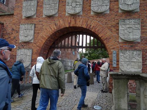 Wawel Castle, Krakow   by eoshea