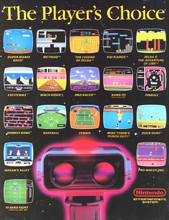 Nintendo Poster   by gamequestpg