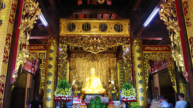 Budhst temple