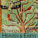 "Tue, 01/08/2019 - 15:19 - A photograph of the book cover, ""Between Heaven and Earth, Birds in Ancient Egypt,"" which was edited by Dr. Rozenn Bailleul-LeSuer"