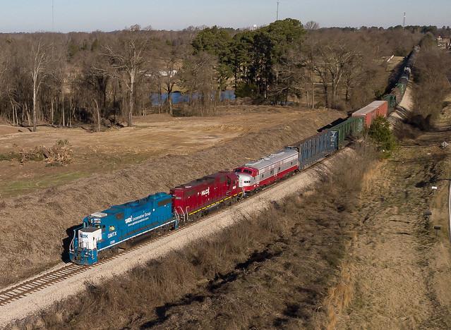 Grenada Railway  Hernando, Mississippi