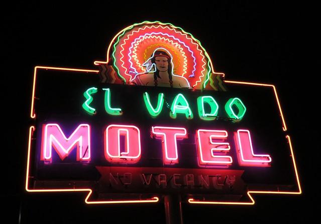 El Vado by Night