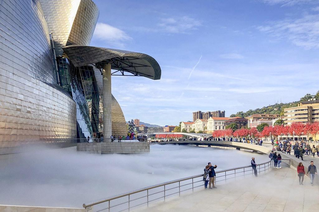 Guggenheim Museo.Museo Guggenheim Bilbao Museo Guggenheim Bilbao Flickr