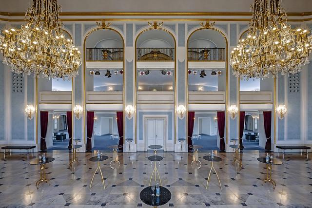 Glucksaal   State opera house   Nuremberg   Germany