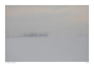 le nebbie si diradano