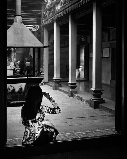 Window to the Indochine