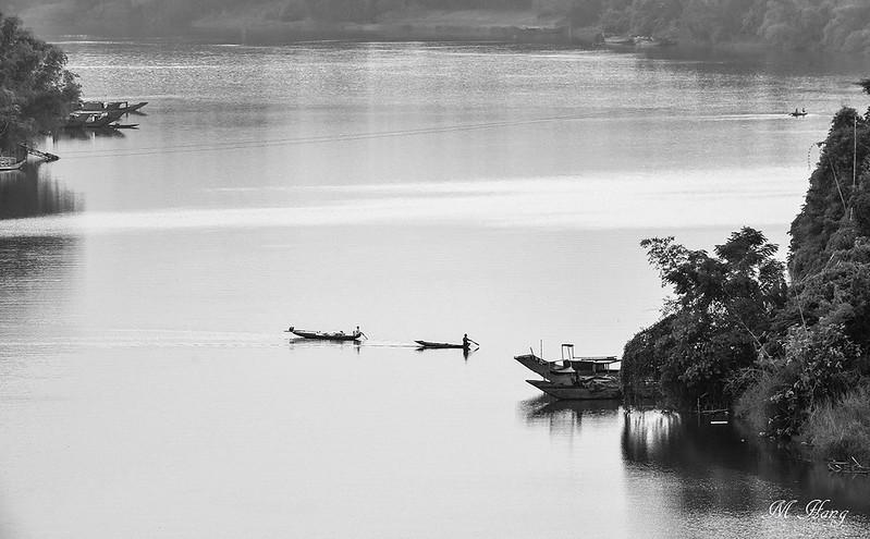 DSC_1963 _ Trên Sông Hương - Huế