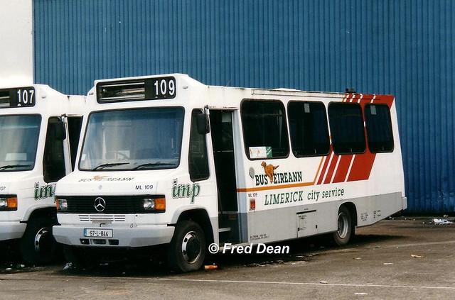 Bus Eireann ML109 (97L844).