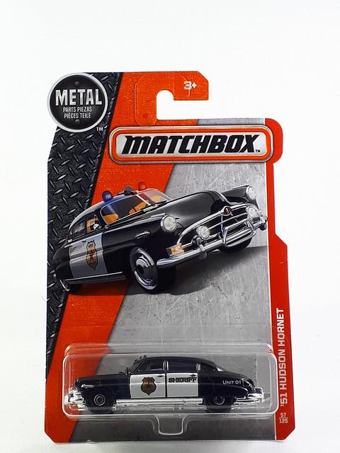 Matchbox - '51 Hudson Hornet