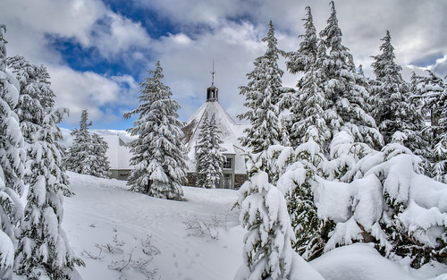 Timberline Lodge Mt. Hood Oregon | by Kayaker Bill