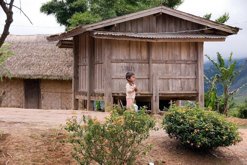 Laosvillage 1