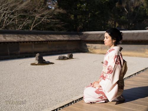 Ryoanji Kyoto   by Travel 67