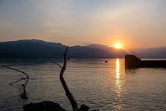 マッジョーレ湖