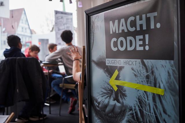 Jugend hackt Ulm 2018