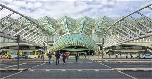 Gare do Oriente | by Bert Kaufmann