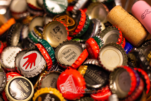 365/365 : Bottle caps | by niseag03