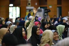 ASEAN Day Goes to Islamic University Syarif Hidayatullah Jakarta