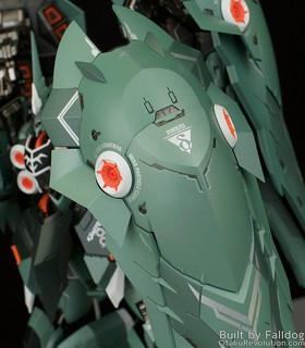 Steel Legend Metal Build Kshatriya 5 | by MT Falldog